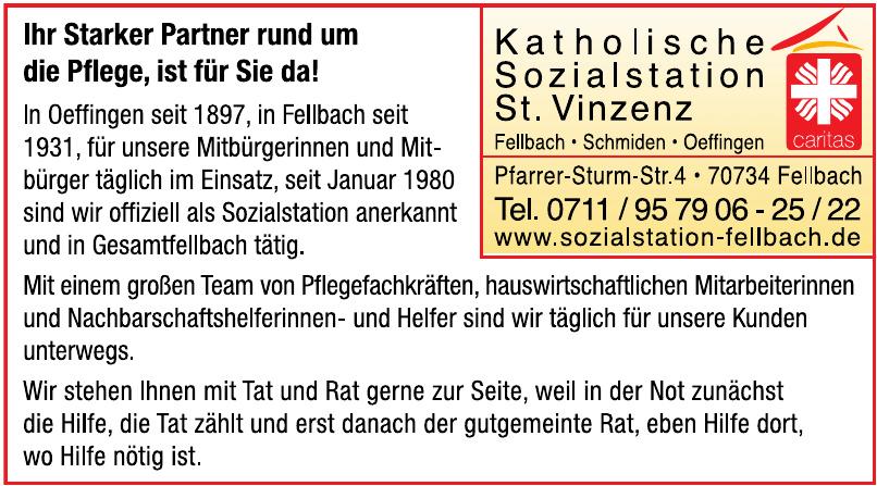 Katholische Sozialstation St. Vinzenz
