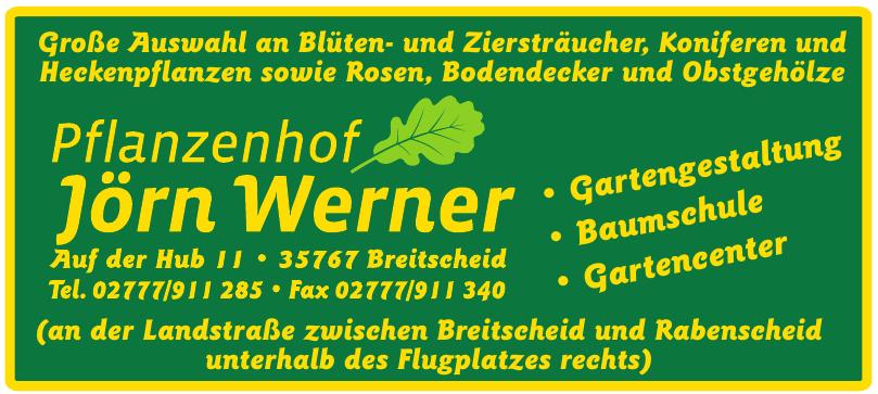 Jörn Werner Pflanzenhof