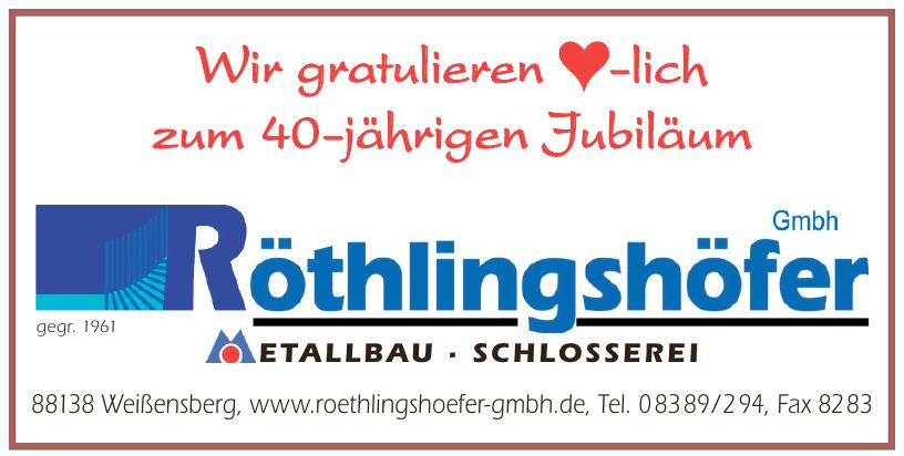 Röthlingshöfer GmbH