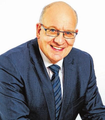 Rostocks Oberbürgermeister Roland Methling