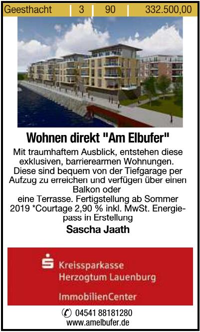 Am Elbufer
