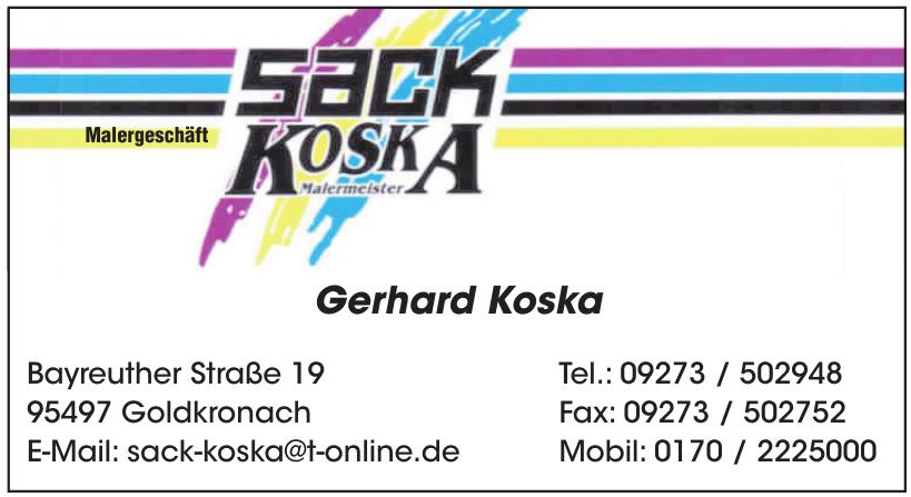 Gerhard Koska