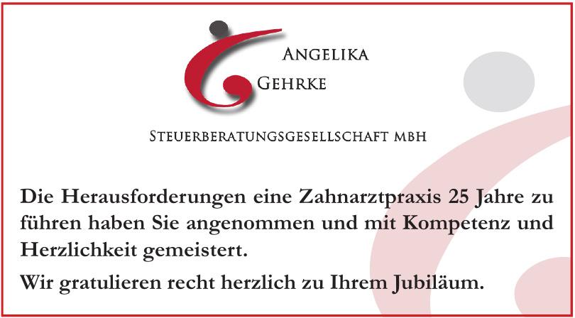 Angelika Gehrke Steuerberatungsgesellschaft MBH