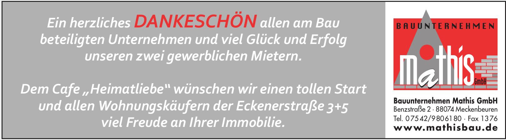 Bauunternehmen Mathis GmbH