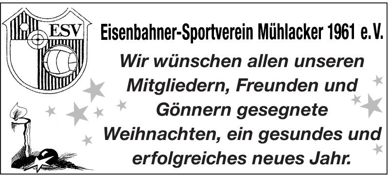 Eisenbahner-Sportverein Mühlacker 1961 e.V.