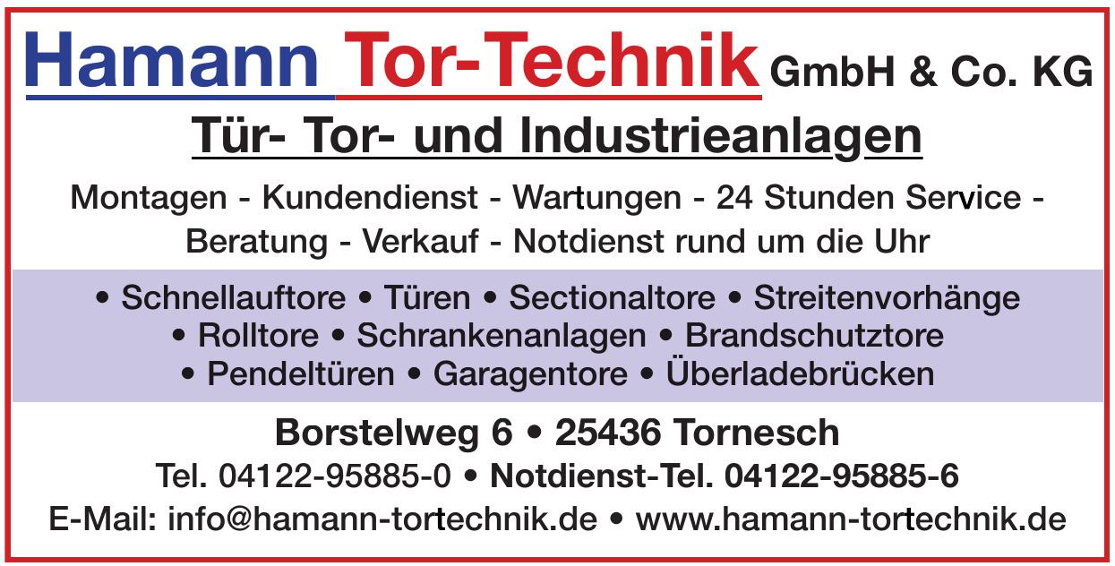 Hamann Tor-Technik GmbH & Co. KG