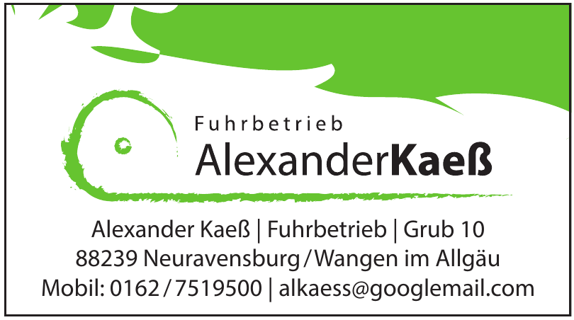 Alexander Kaeß