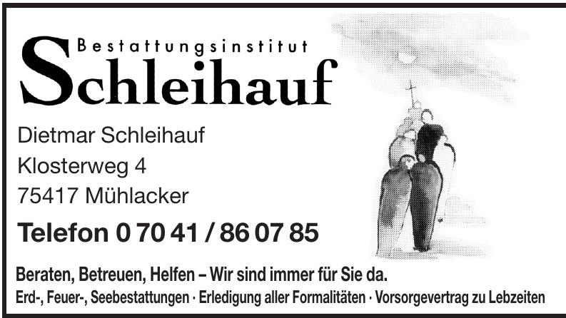 Bestattungsinstitut Schleihauf