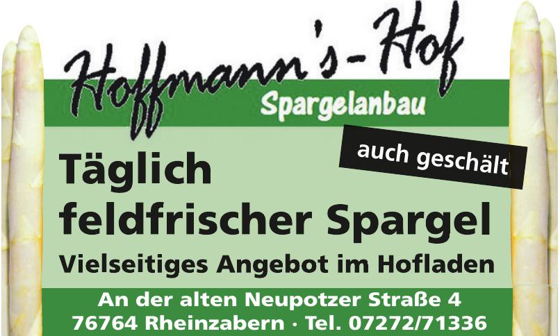 Hoffmann's Hof
