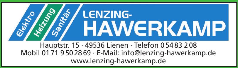 Lenzing Hawerkamp