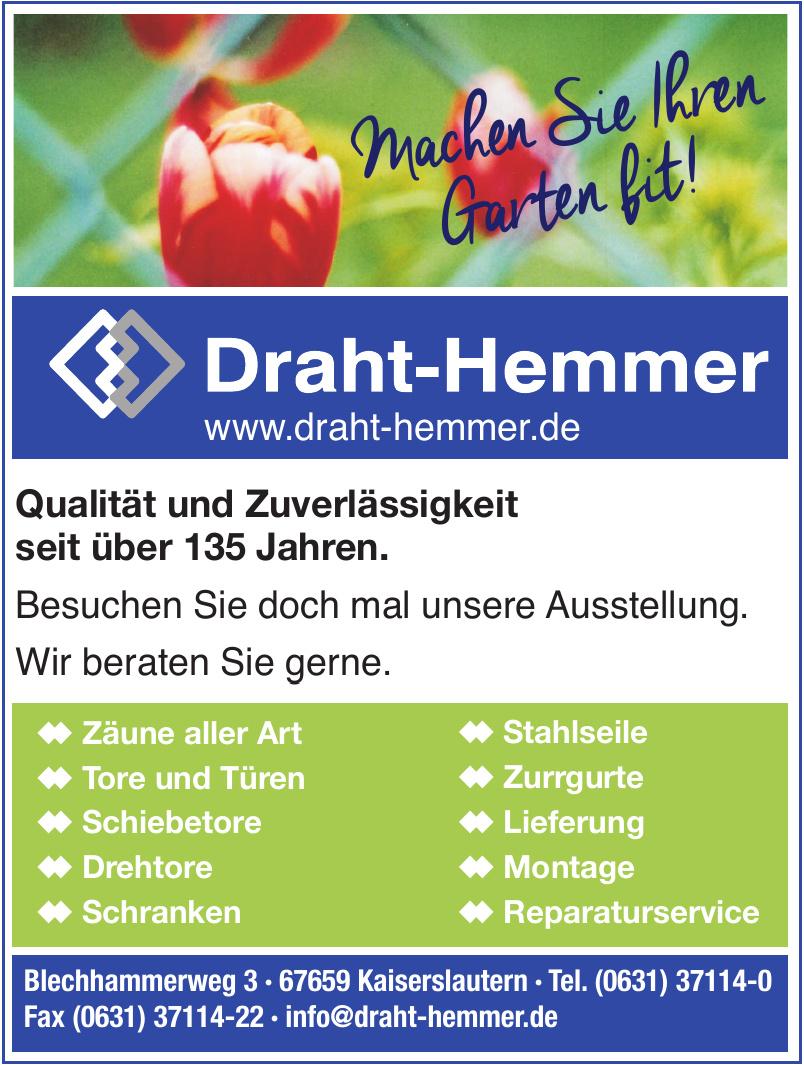 Draht-Hemmer Betriebs GmbH