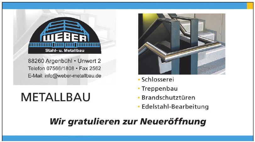 Metallbau Weber