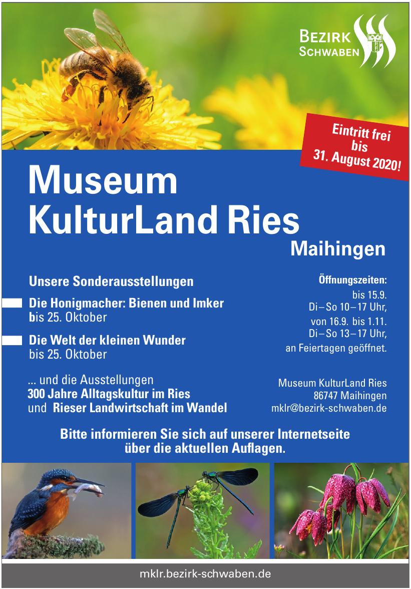 Museum KulturLand Ries