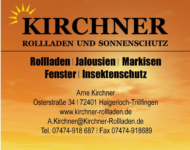 Kirchner Rollladen und Sonnenschutz