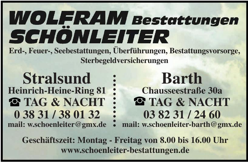 Wolfram Schönleiter Bestattungen