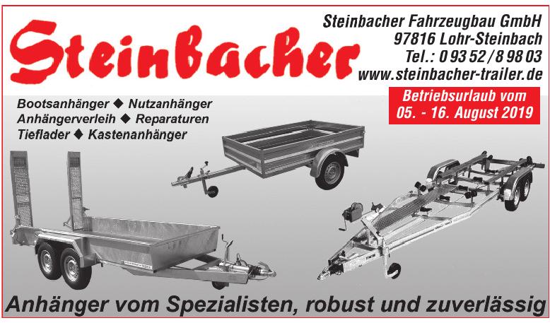 Steinbacher Fahrzeugbau GmbH