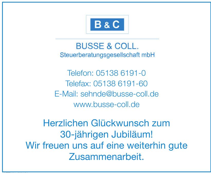 Busse & Coll. Steuerberatungsgesellschaft mbH