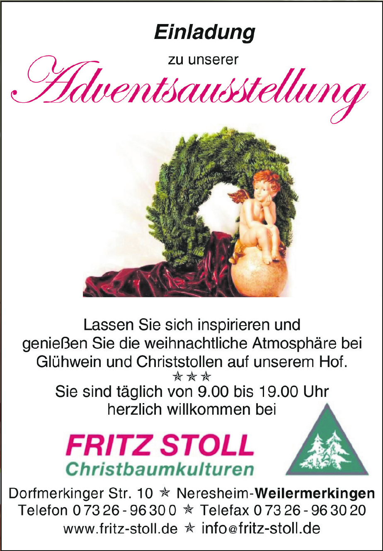 Fritz Stoll Christbaumkulturen