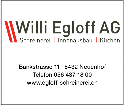 Willi Egloff AG