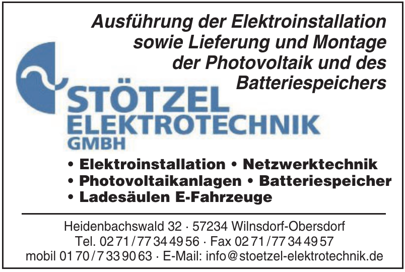 Stötzel Elektrotechnik GmbH