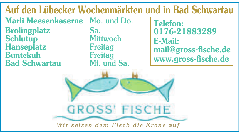 Gross´ Fische