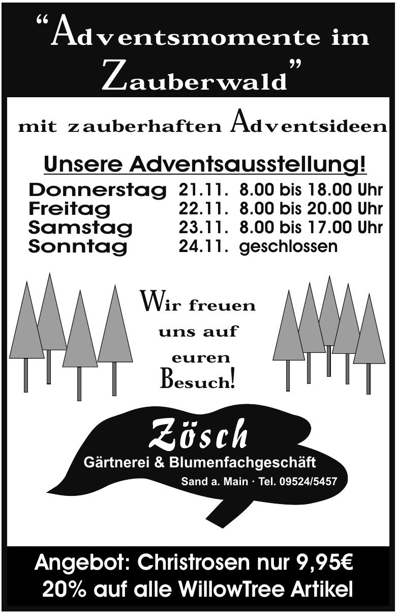 Zösch Gärtnerei & Blumenfachgeschäft
