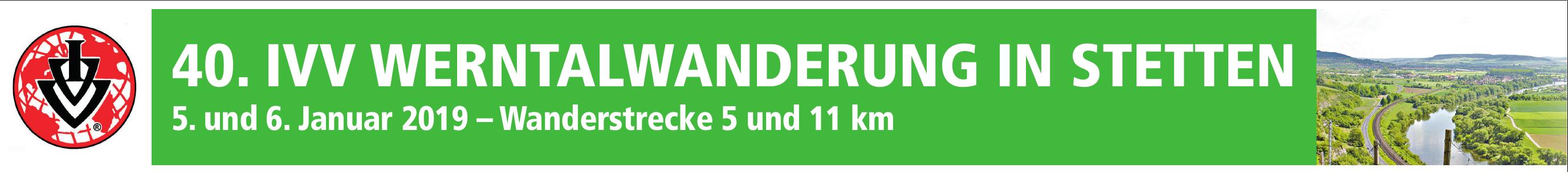 40. IVV Werntalwanderung in Stetten Image 1