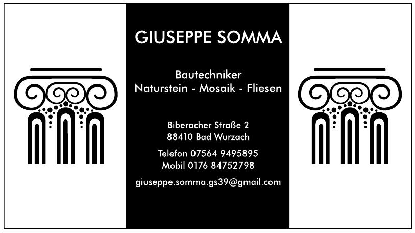 Giuseppe Somma