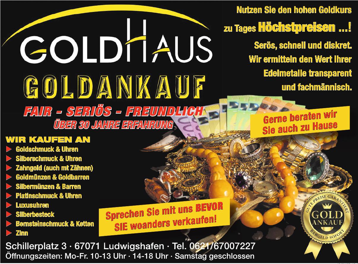 Goldhaus