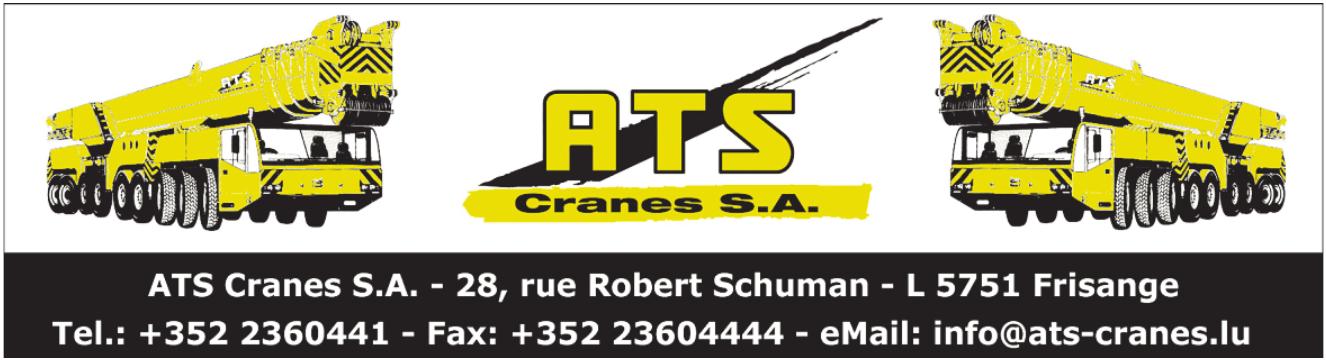 ATS Cranes S.A.