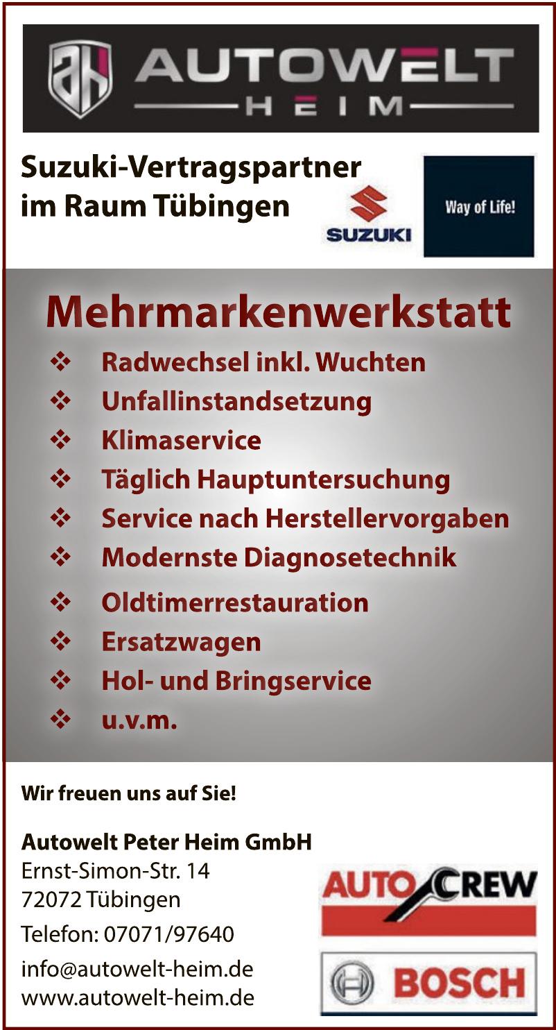 Autowelt Heim