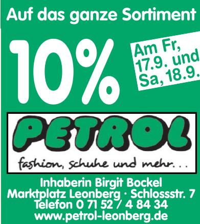 Petrol Leonberg