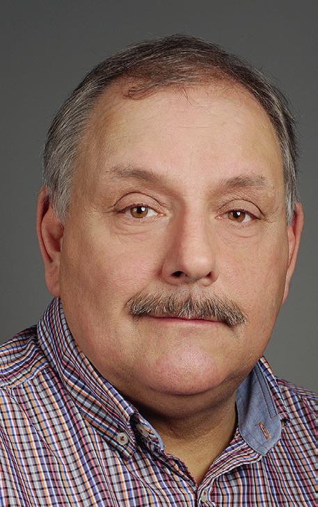 Peter Haible ist Tierwirtschaftsmeister und Fachberater für Geflügelzucht und -haltung am Amt für Ernährung, Landwirtschaft und Forsten in Pfaffenhofen an der Ilm.