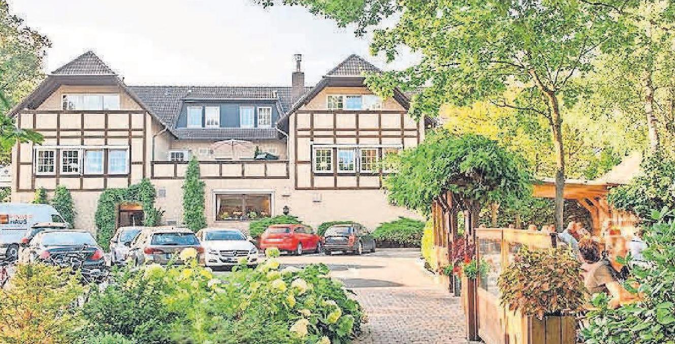 Ein Haus mit Tradition: Das Hotel-Restaurant Bullerdieck.