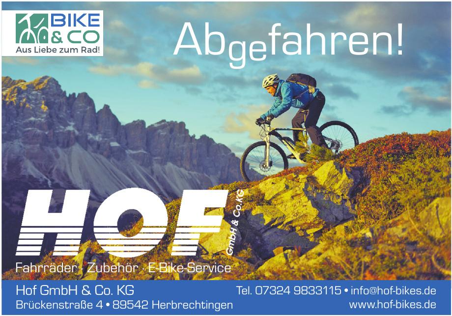 Hof GmbH & Co. KG