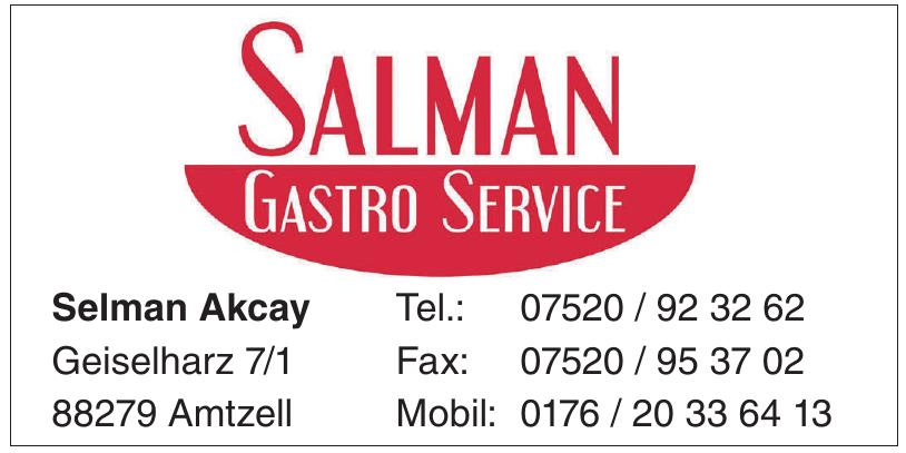 Salman Gastro Service