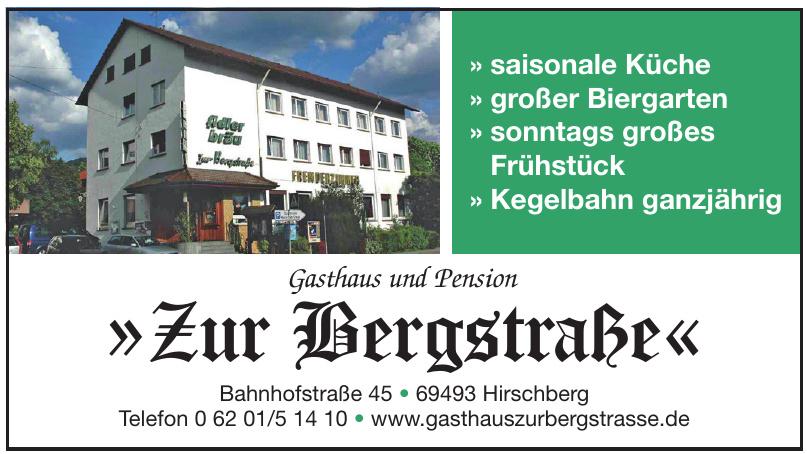 Gasthaus und Pension