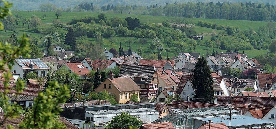 ukunfts- und familienorientiert: so zeigt sich die Gemeinde Bodelshausen. Archivbilder: Gemeinde Bodelshausen