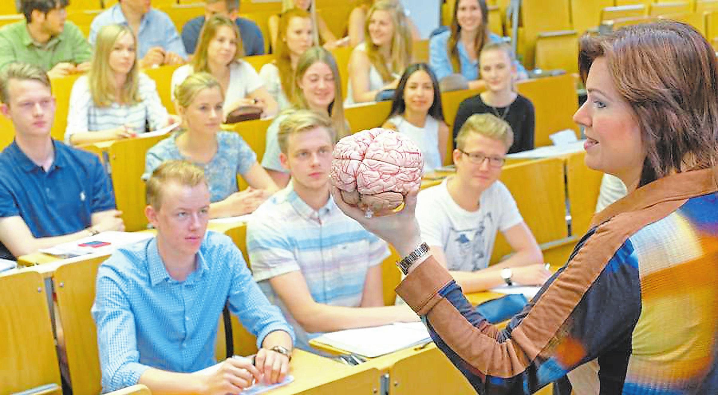 Psychologie Studieren Sommersemester
