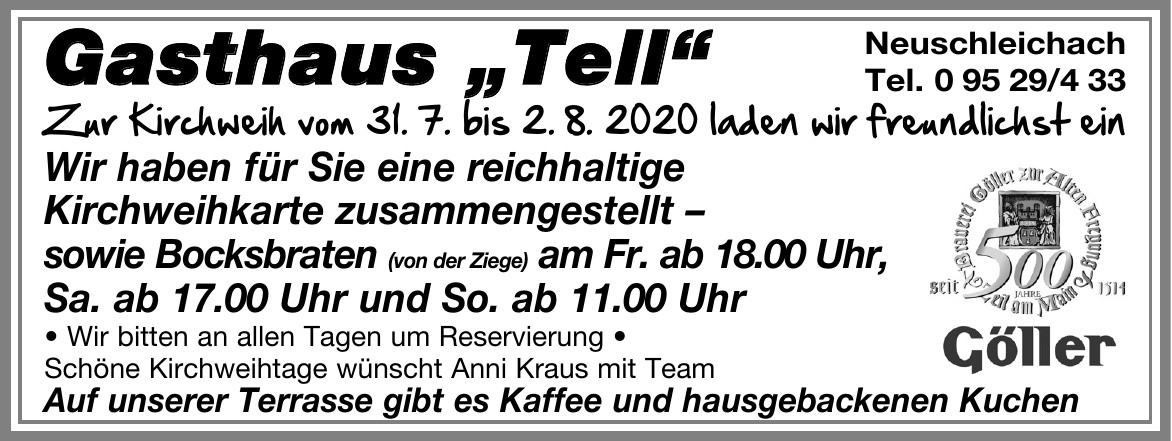 """Gasthaus """"Tell"""""""