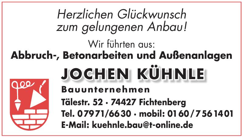 Jochen Kühnle Bauunternehmen