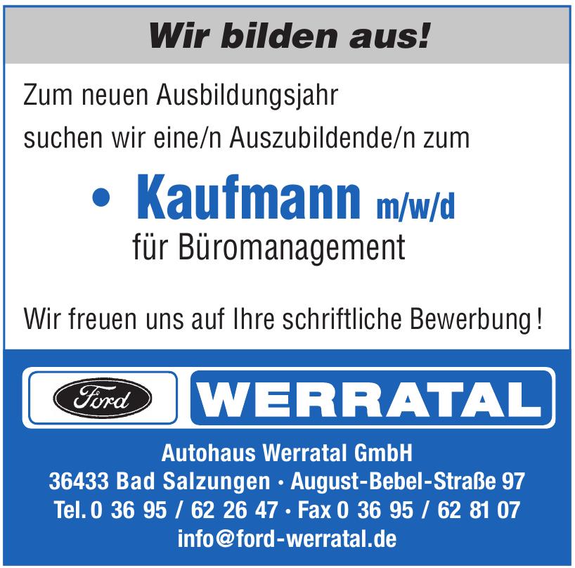 Autohaus Werratal GmbH