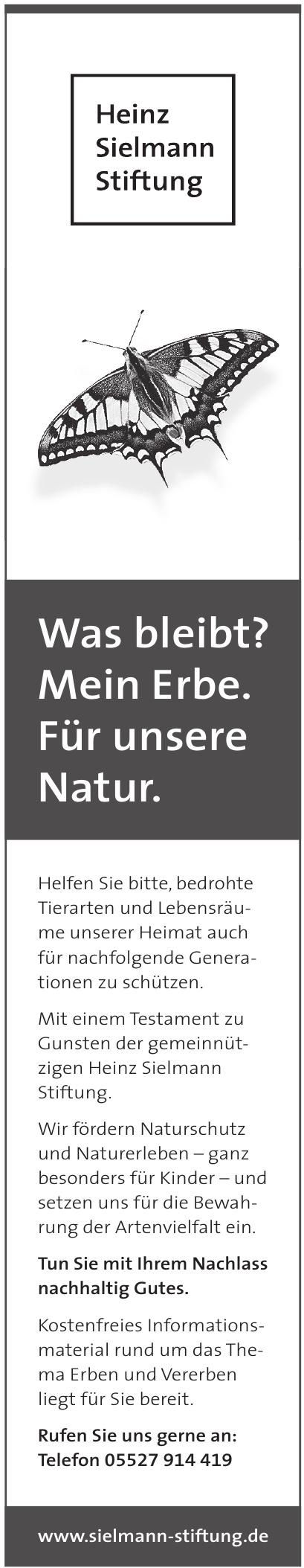 Heinz Sielmann Stiftung