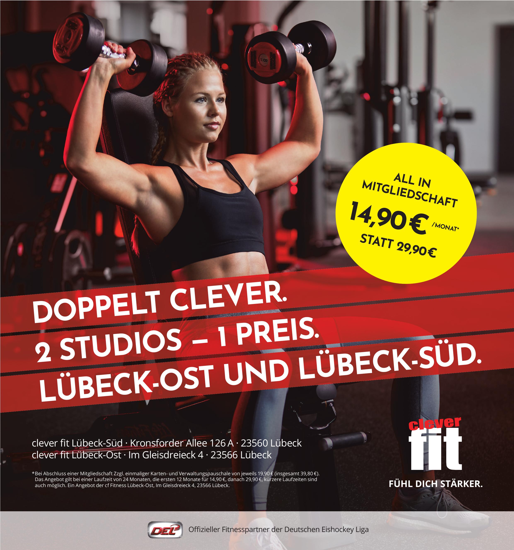 clever fit Lübeck-Süd