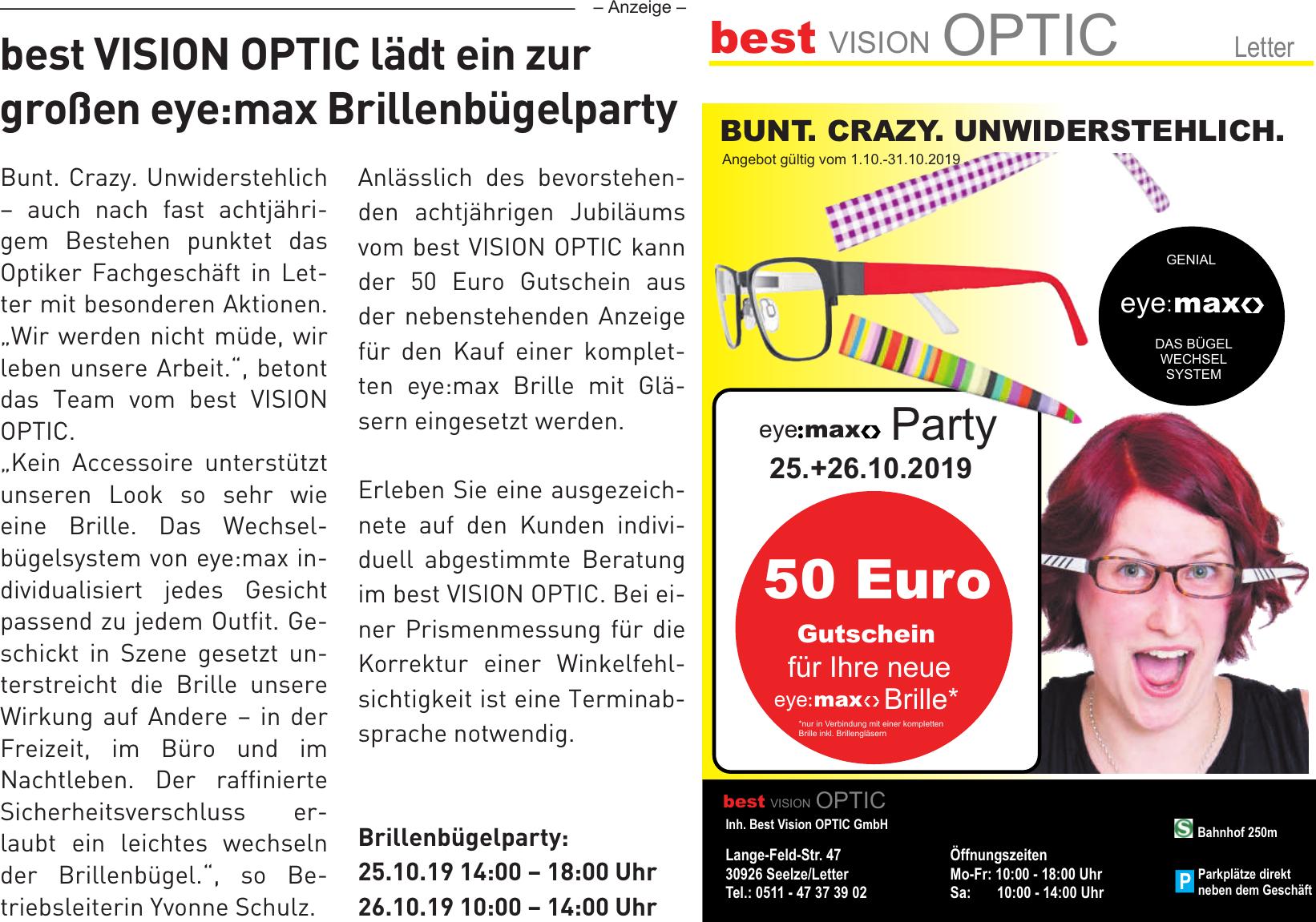 Best Vision OPTIC GmbH