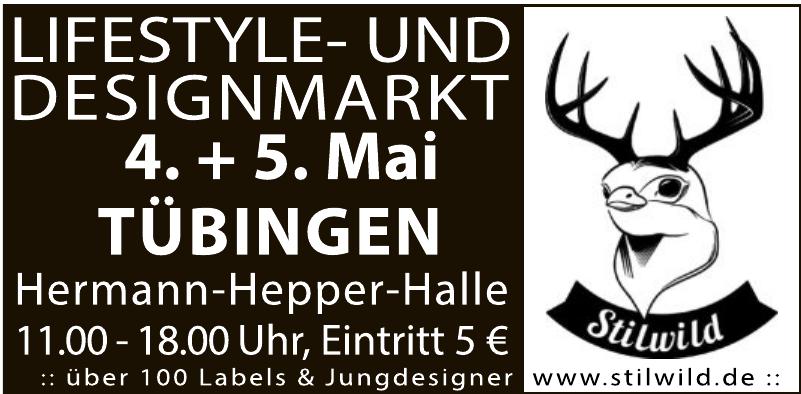 Lifestyle- und Designmarkt