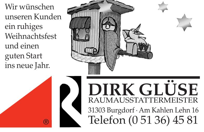 Dirk Glüse Raumausstattermeister