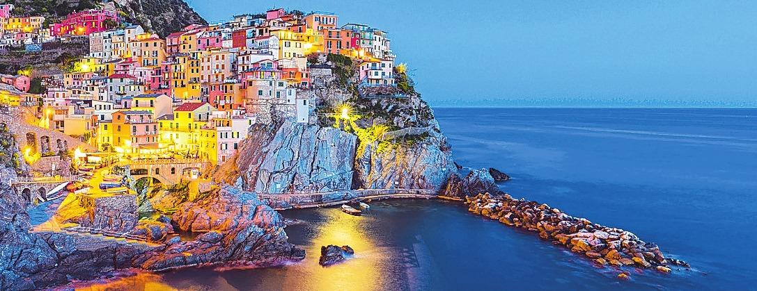 Das malerische Cinque Terre ist Unesco-Weltkulturerbe.       FOTO: IXUSKMITL@HOTMAIL.COM