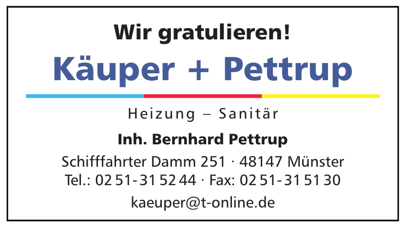 Käuper + Pettrup