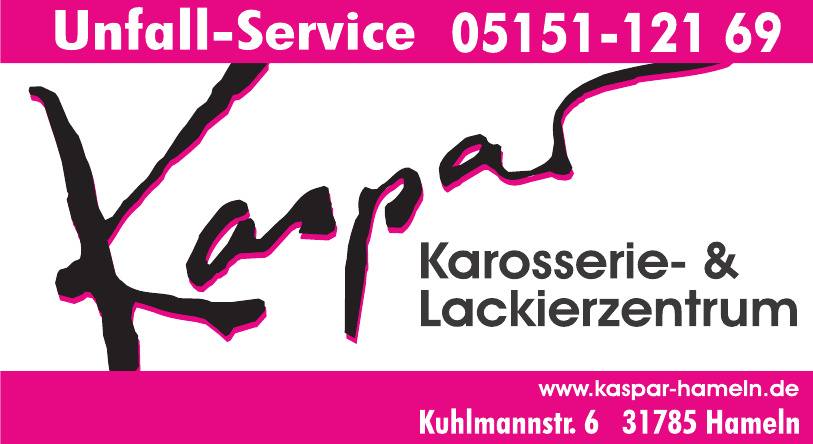 Kaspar Karosserie- & Lackierzentrum